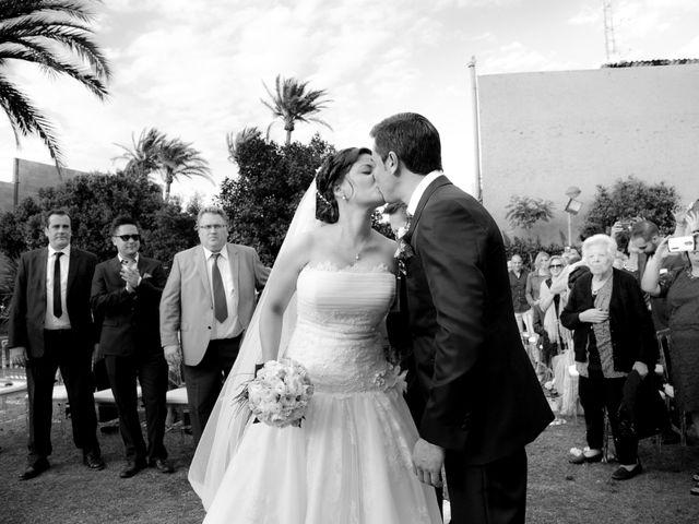 La boda de Blas y Sonia en Murcia, Murcia 18