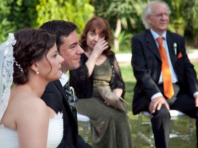 La boda de Blas y Sonia en Murcia, Murcia 21