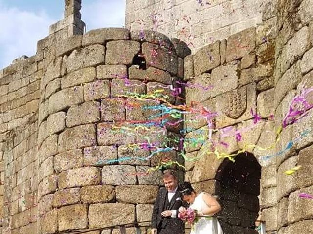 La boda de Julio  y Chaveli  en Ribadavia, Orense 6