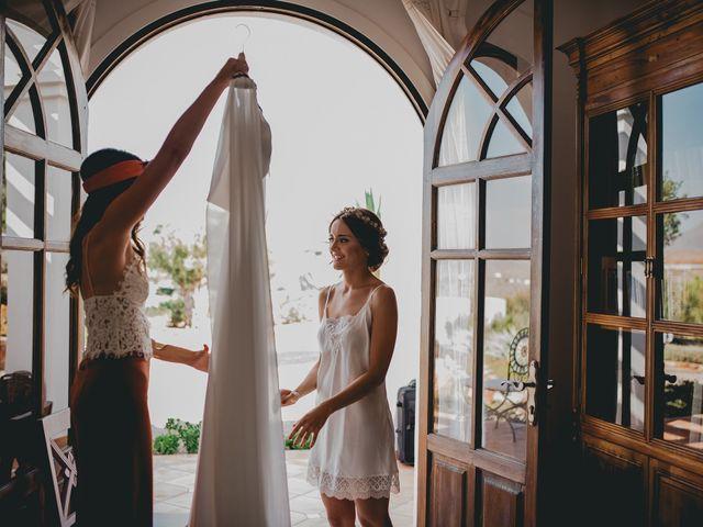 La boda de Iván y Laura en Almería, Almería 16
