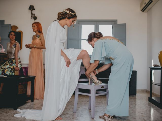 La boda de Iván y Laura en Almería, Almería 17