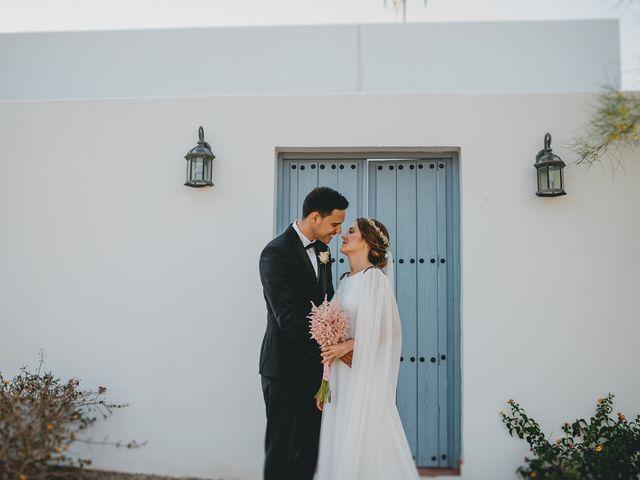La boda de Iván y Laura en Almería, Almería 50
