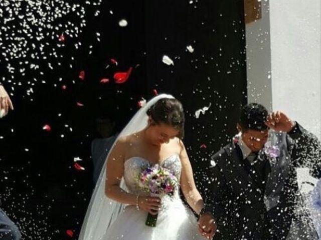 La boda de Esther y Isaac