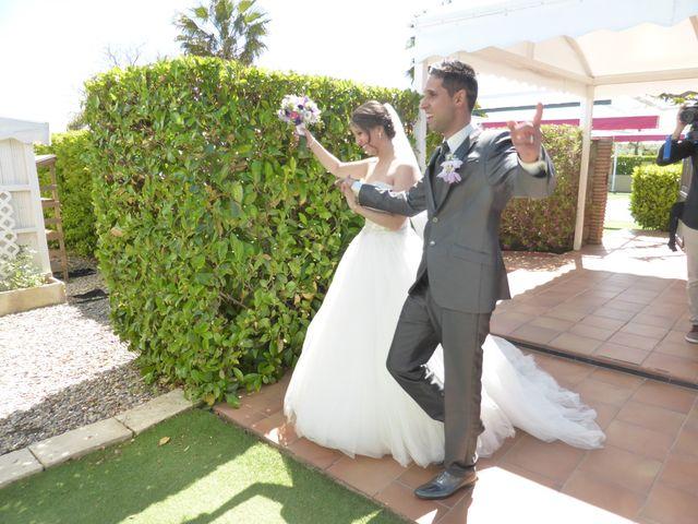 La boda de Isaac y Esther en Tarragona, Tarragona 10