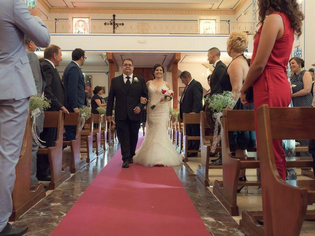 La boda de Fernando y Noemí en Los Alcazares, Murcia 19