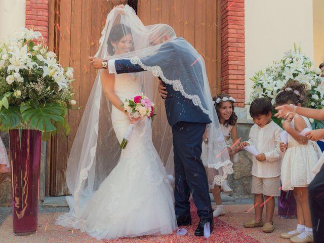 La boda de Fernando y Noemí en Los Alcazares, Murcia 15