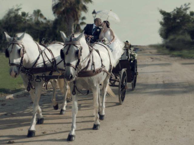La boda de Fernando y Noemí en Los Alcazares, Murcia 18