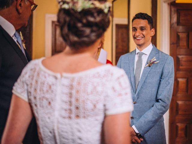La boda de Hassan y Aileen en Lierganes, Cantabria 23