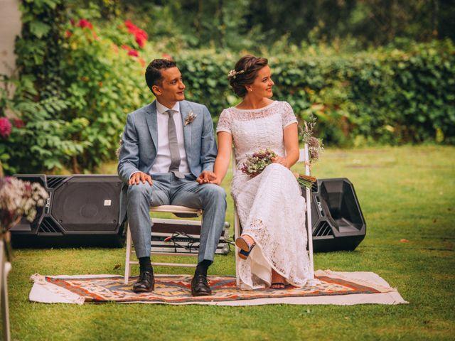 La boda de Hassan y Aileen en Lierganes, Cantabria 27