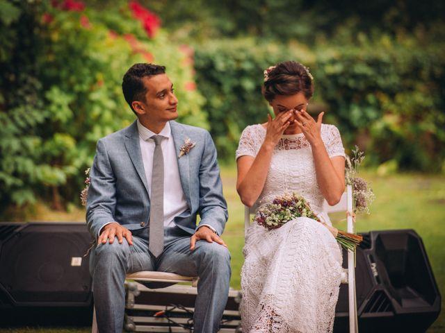 La boda de Hassan y Aileen en Lierganes, Cantabria 30
