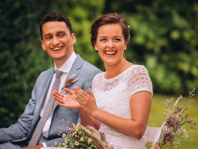 La boda de Hassan y Aileen en Lierganes, Cantabria 31