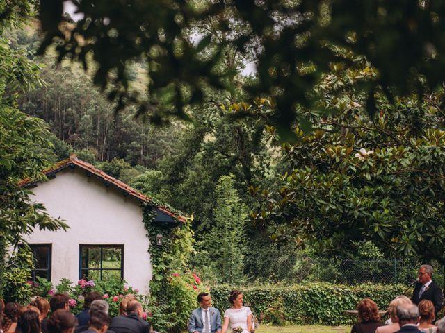 La boda de Hassan y Aileen en Lierganes, Cantabria 32