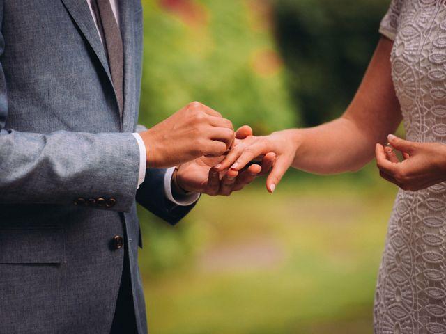 La boda de Hassan y Aileen en Lierganes, Cantabria 33