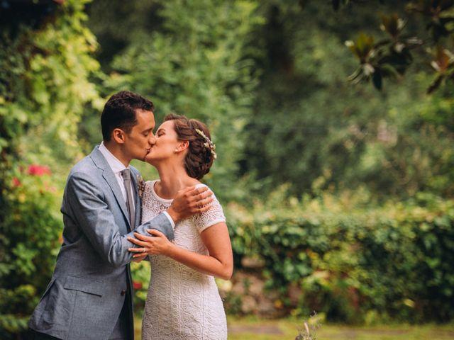 La boda de Aileen y Hassan