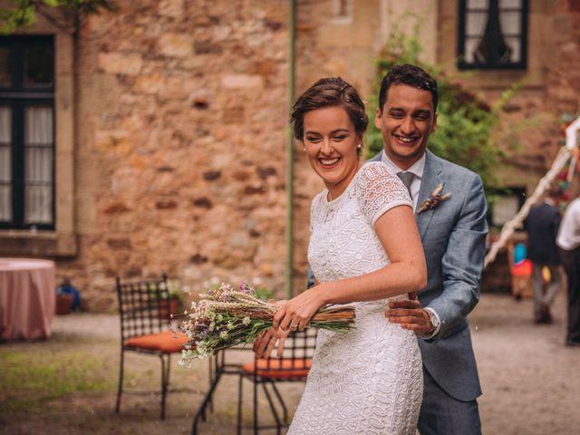 La boda de Hassan y Aileen en Lierganes, Cantabria 35