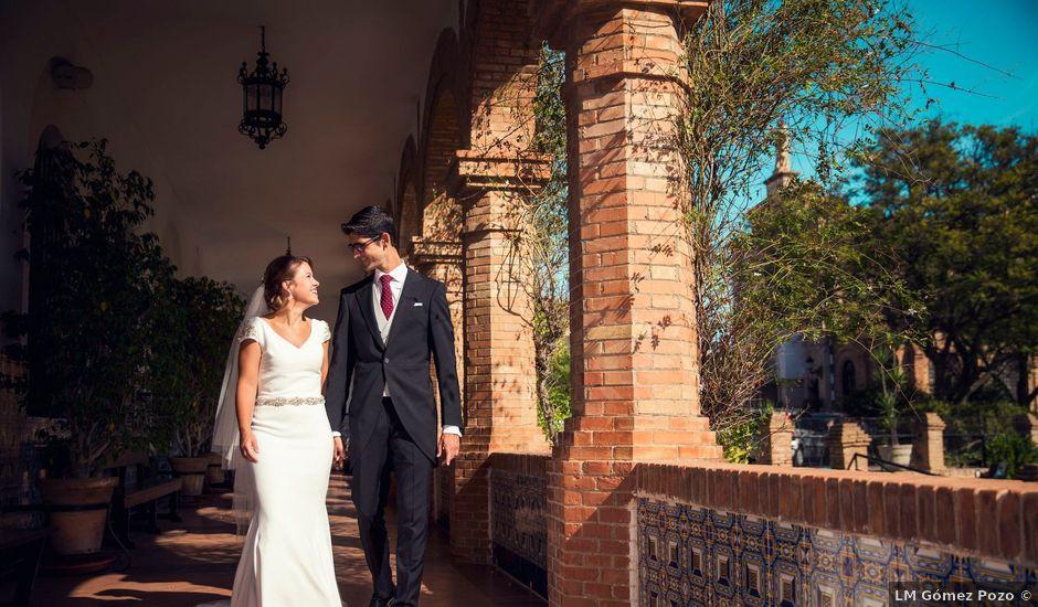 La boda de Javier y Marina en Málaga, Málaga