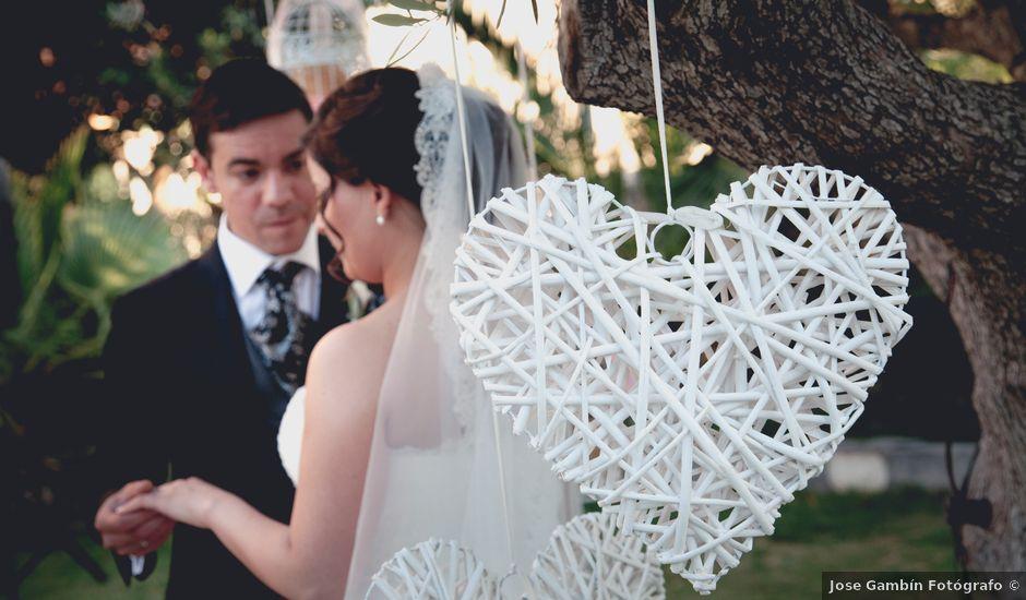 La boda de Blas y Sonia en Murcia, Murcia