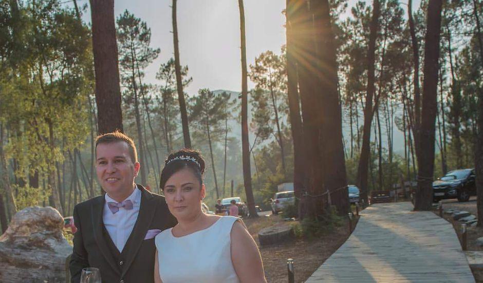La boda de Julio  y Chaveli  en Ribadavia, Orense