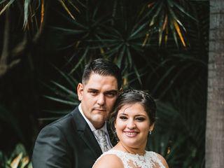 La boda de Darlenys y Aaron 3