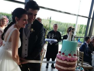 La boda de Mercè y Alejandro 1