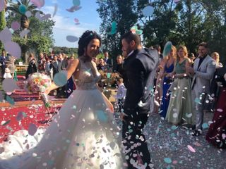 La boda de Blanca y Juanjo 1