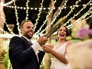 La boda de Julio y Conchi 2