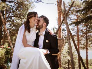La boda de Pati y Álex