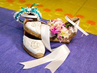 La boda de Gabriel y Sandra 1