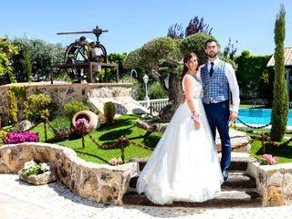 La boda de Gabriel y Sandra