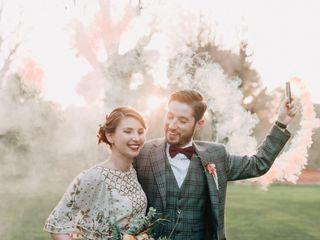 La boda de Georgina y Albano 2
