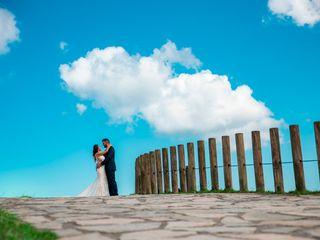 La boda de Ainhoa y Rubén 1