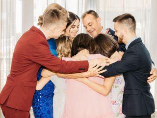 La boda de Paula y Isaac  1