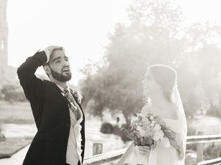 La boda de Paula y Isaac  2