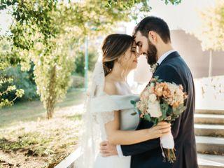 La boda de Paula y Isaac  3