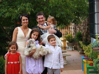 La boda de Iñaki y Lucía