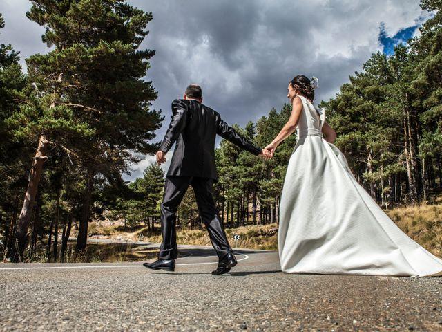 La boda de Sonia y Ruben