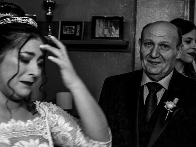 La boda de Ángel y Andrea en Purchil, Granada 9