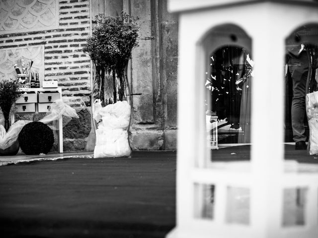 La boda de Ángel y Andrea en Purchil, Granada 19