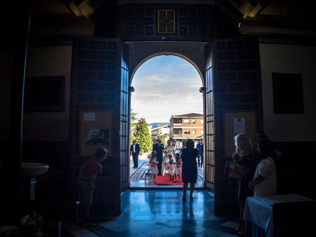 La boda de Ángel y Andrea en Purchil, Granada 21