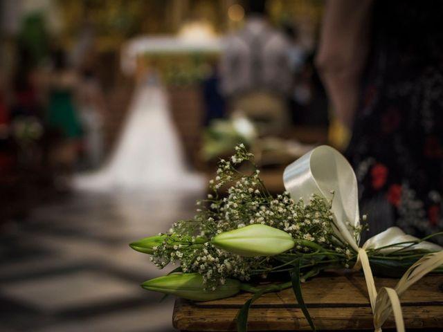La boda de Ángel y Andrea en Purchil, Granada 23
