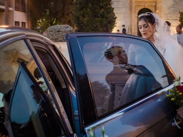 La boda de Ángel y Andrea en Purchil, Granada 2