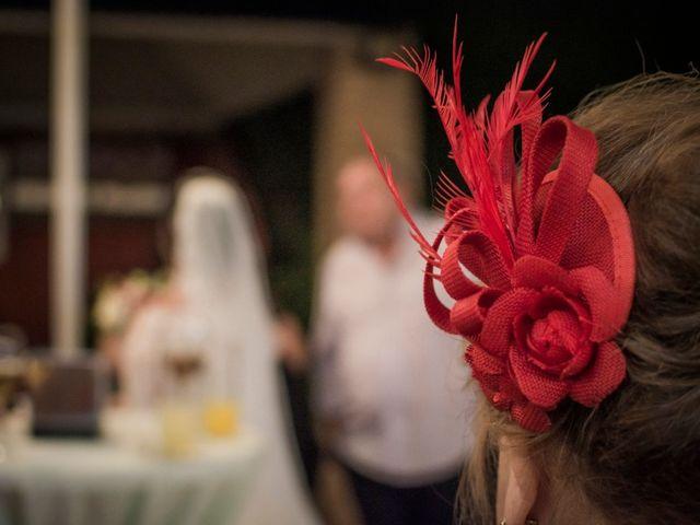La boda de Ángel y Andrea en Purchil, Granada 28