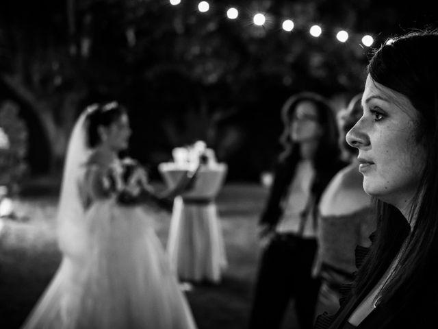 La boda de Ángel y Andrea en Purchil, Granada 37