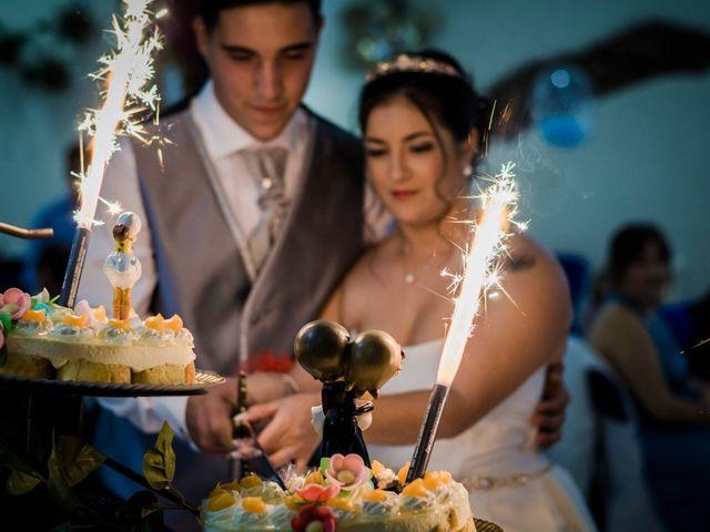 La boda de Ángel y Andrea en Purchil, Granada 42