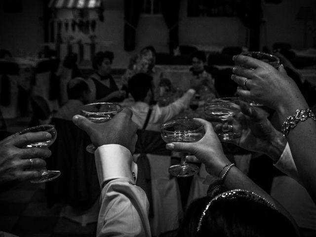 La boda de Ángel y Andrea en Purchil, Granada 44