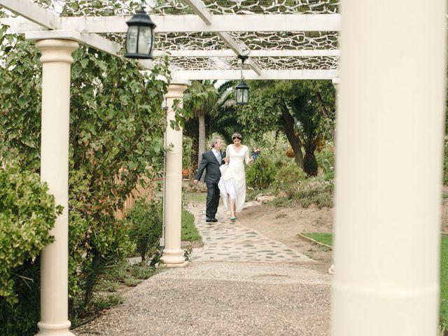 La boda de Sergio y Sara en Beniajan, Murcia 10