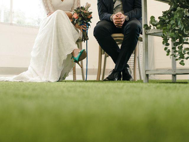 La boda de Sergio y Sara en Beniajan, Murcia 17