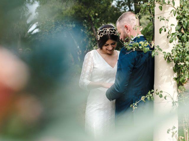 La boda de Sergio y Sara en Beniajan, Murcia 1
