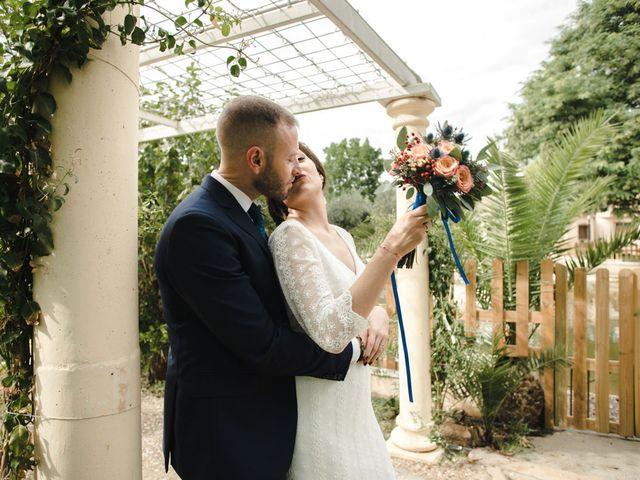 La boda de Sergio y Sara en Beniajan, Murcia 21