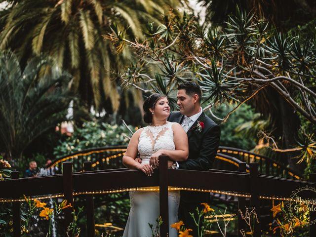 La boda de Aaron y Darlenys en Santa Cruz De Tenerife, Santa Cruz de Tenerife 2